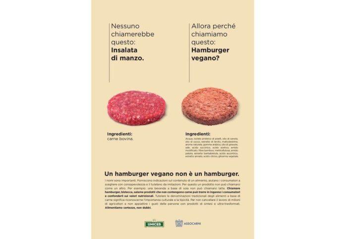 Campagna Pubblicitaria Denominazioni della Carne