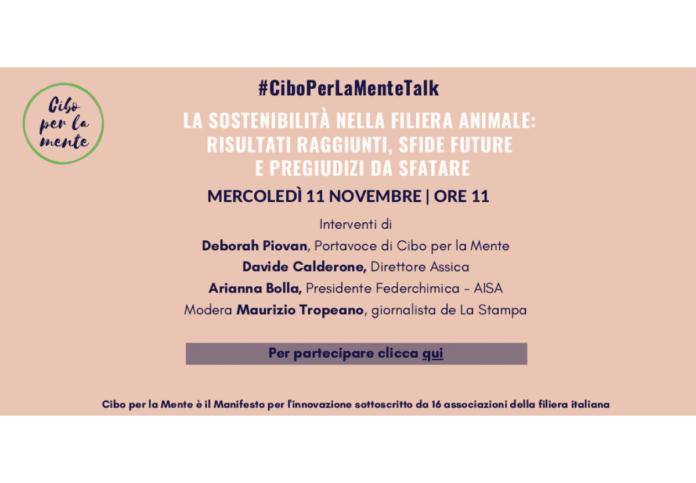 VI Talk Cibo per la Mente